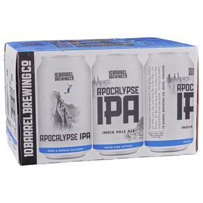 10 Barrel Apocalypse IPA 6pk 12 oz Cans