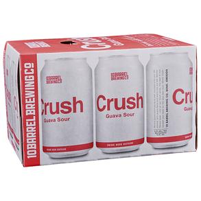 10 Barrel Guava Crush 6pk 12 oz Cans