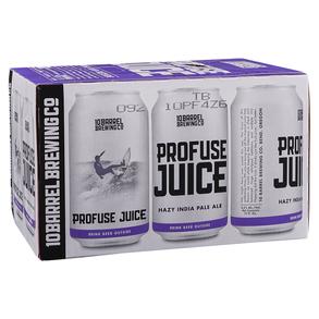 10 Barrel Profuse Juice 6pk 12oz Cans
