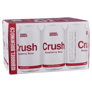 10 Barrel Raspberry Crush 6pk 12 oz Cans