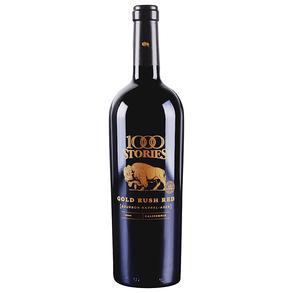 1000 Stories Red Bourbon Barrel Aged Gold Rush 750 ml