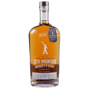 10Th Mountain Bourbon 750 ml