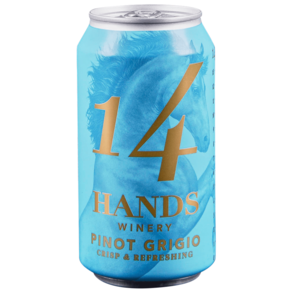 14 Hands Pinot Grigio Can 375 ml