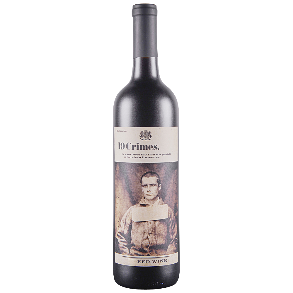 19 Crimes Red Wine 750 ml