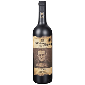 19 Crimes Red Wine The Uprising 750 ml