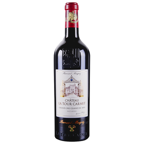 2015 Chateau La Tour Carnet 750 ml
