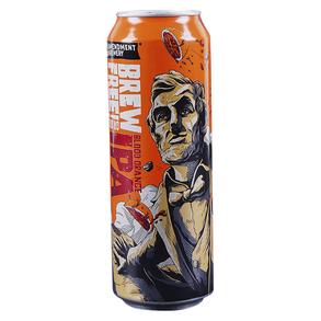 21st Amendment Blood Orange Brew Free or Die IPA 19.2 oz Can