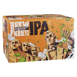 21st Amendment Brew Free or Die IPA 6pk 12 oz Cans