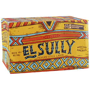 21st Amendment El Sully Mexican Lager 6pk 12 oz Cans