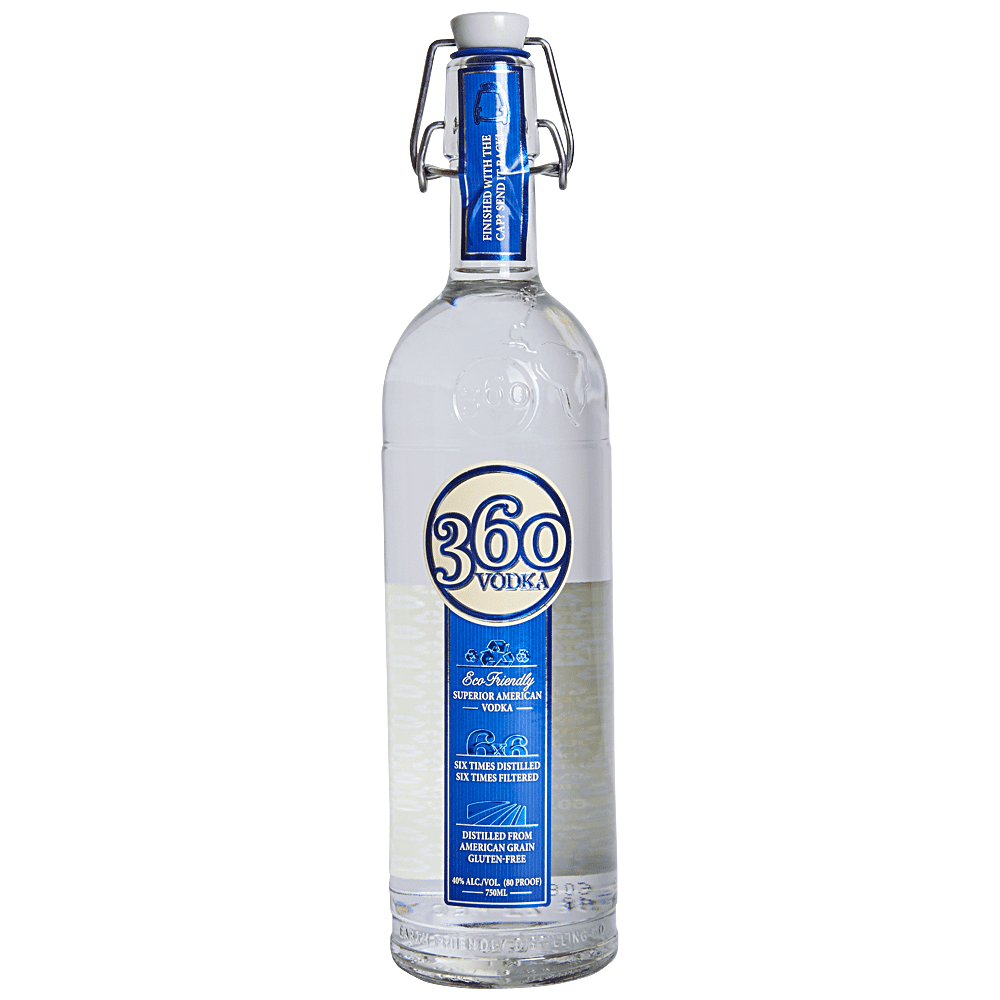 Applejack 360 Vodka