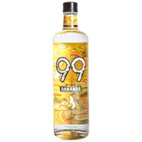 99 Bananas Schnapps 750 ml