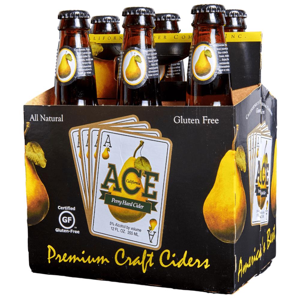 Applejack Ace Perry Pear Cider 6pk 12 Oz Btls