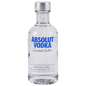 Absolut 80 Vodka 50 ml