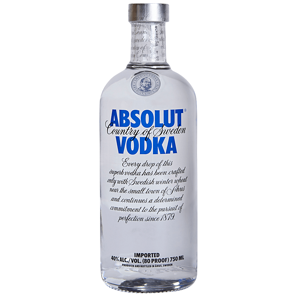 absolut vodka image report