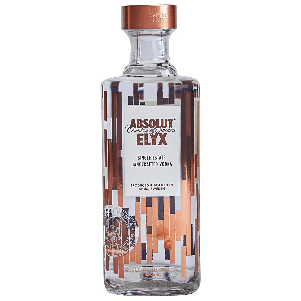 Absolut Elyx Vodka 750 ml