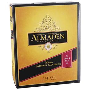 Almaden Cabernet Sauvignon Heritage Box 5.0 L