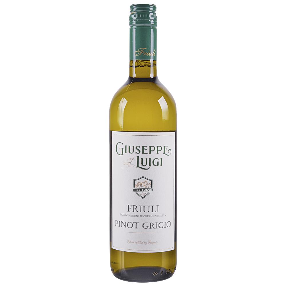 Giuseppe E Luigi Pinot Grigio 750 ml