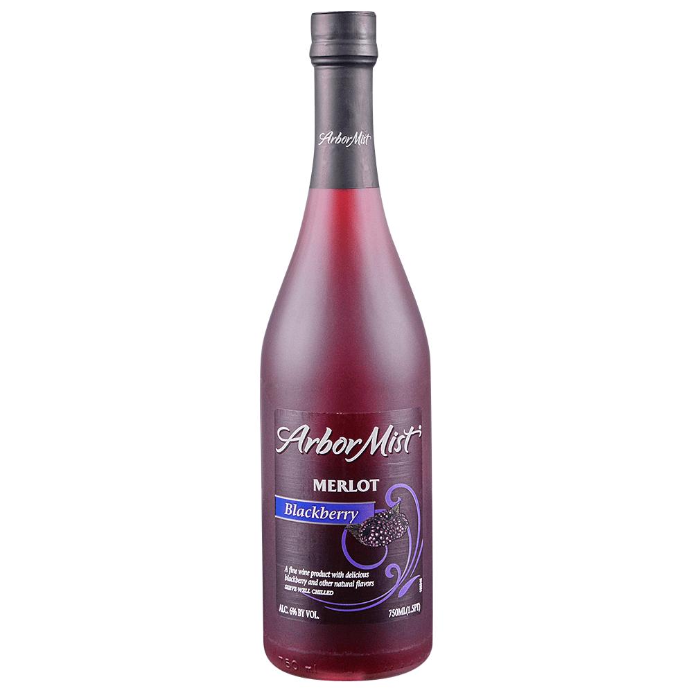 Arbor Mist: Arbor Mist Blackberry Merlot 750 Ml