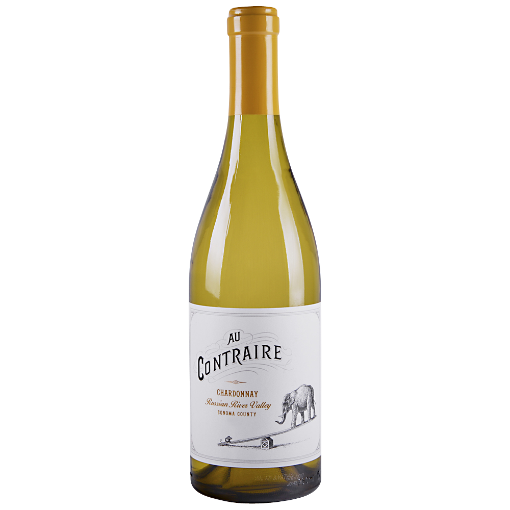 Au Contraire Chardonnay 750 ml