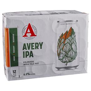 Avery IPA 12pk 12 oz Cans