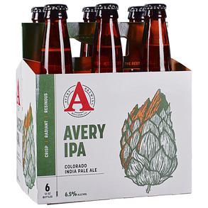 Avery IPA 6pk 12 oz Btls