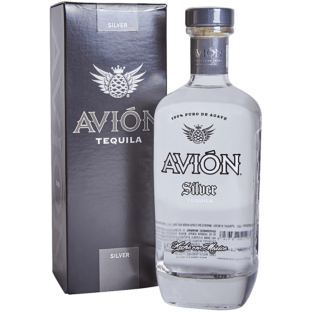 Applejack Avion Silver Tequila
