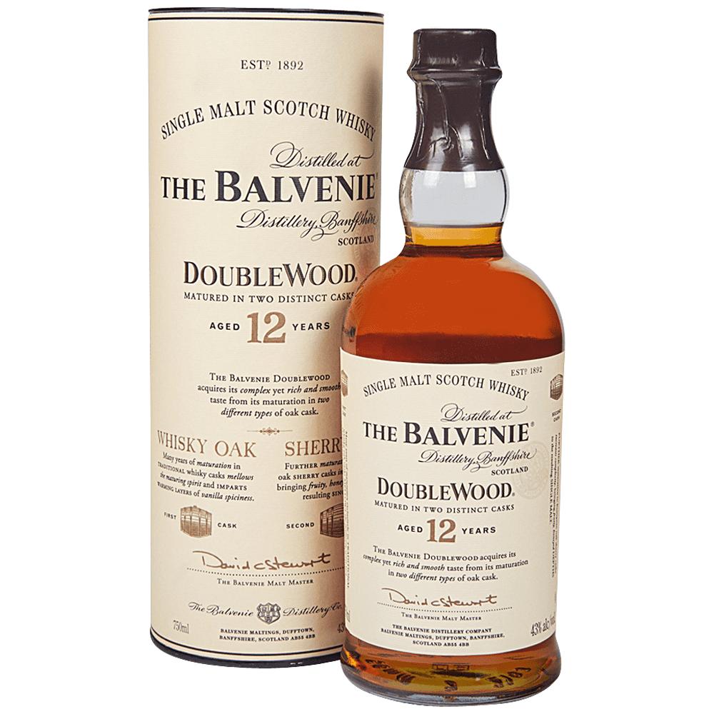 Balvenie 12 Year Doublewood 750 Ml