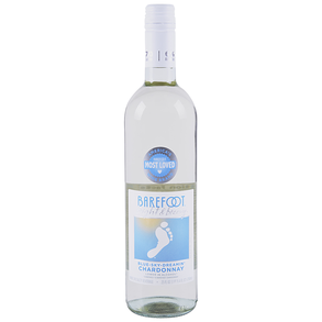 Barefoot Bright and Breezy Chardonnay 750 ml