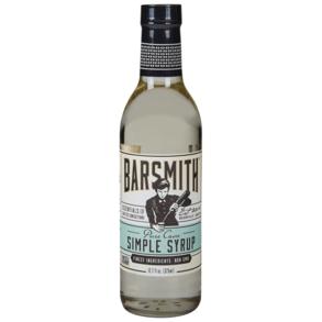 Barsmith Simply Syrup 12 oz