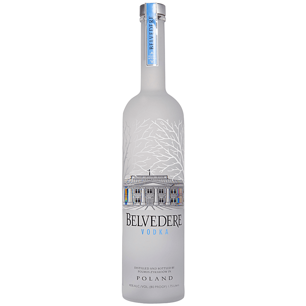 Belvedere Vodka 1 75