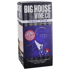 Big House Wine Co Pinot Noir Box 3.0 L