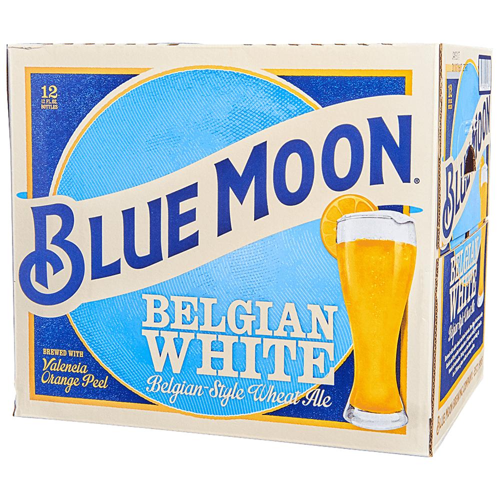 Blue Moon Belgian White 12pk 12 oz Btls