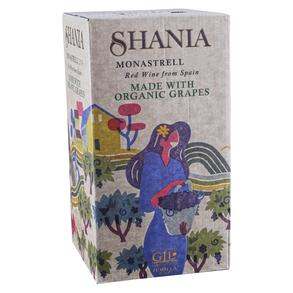 Shania Monastrell Box 3.0 L