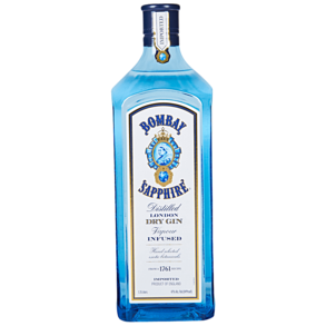 Bombay Sapphire Gin 1.75 l