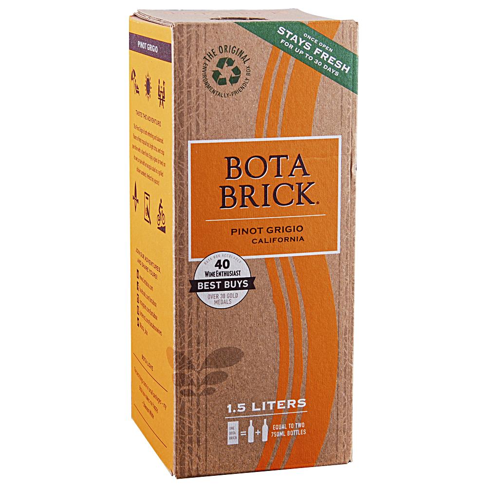 Bota Brick Pinot Grigio Box 1.5 L