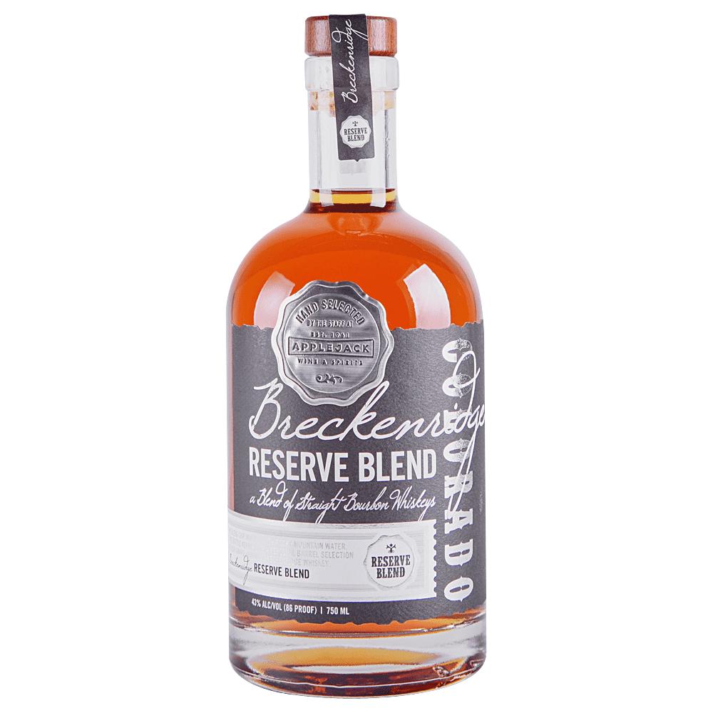 Breckenridge Bourbon Applejack Select 750 ml