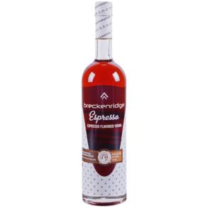 Breckenridge Espresso Flavored Vodka 750 ml
