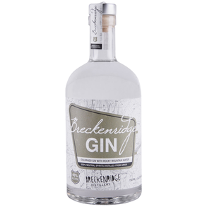 Breckenridge Gin 750 ml