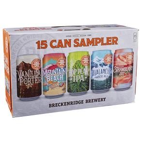 Breckenridge Variety 15pk 12 oz Cans