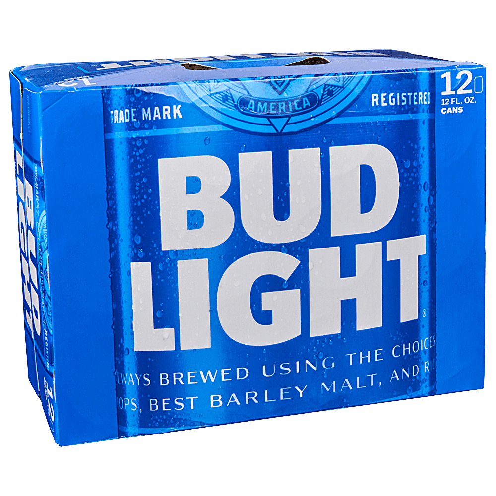 Superior Bud Light 12 Oz Cans. Pinit