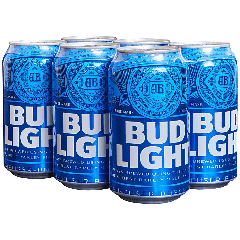 bud light 12 oz cans