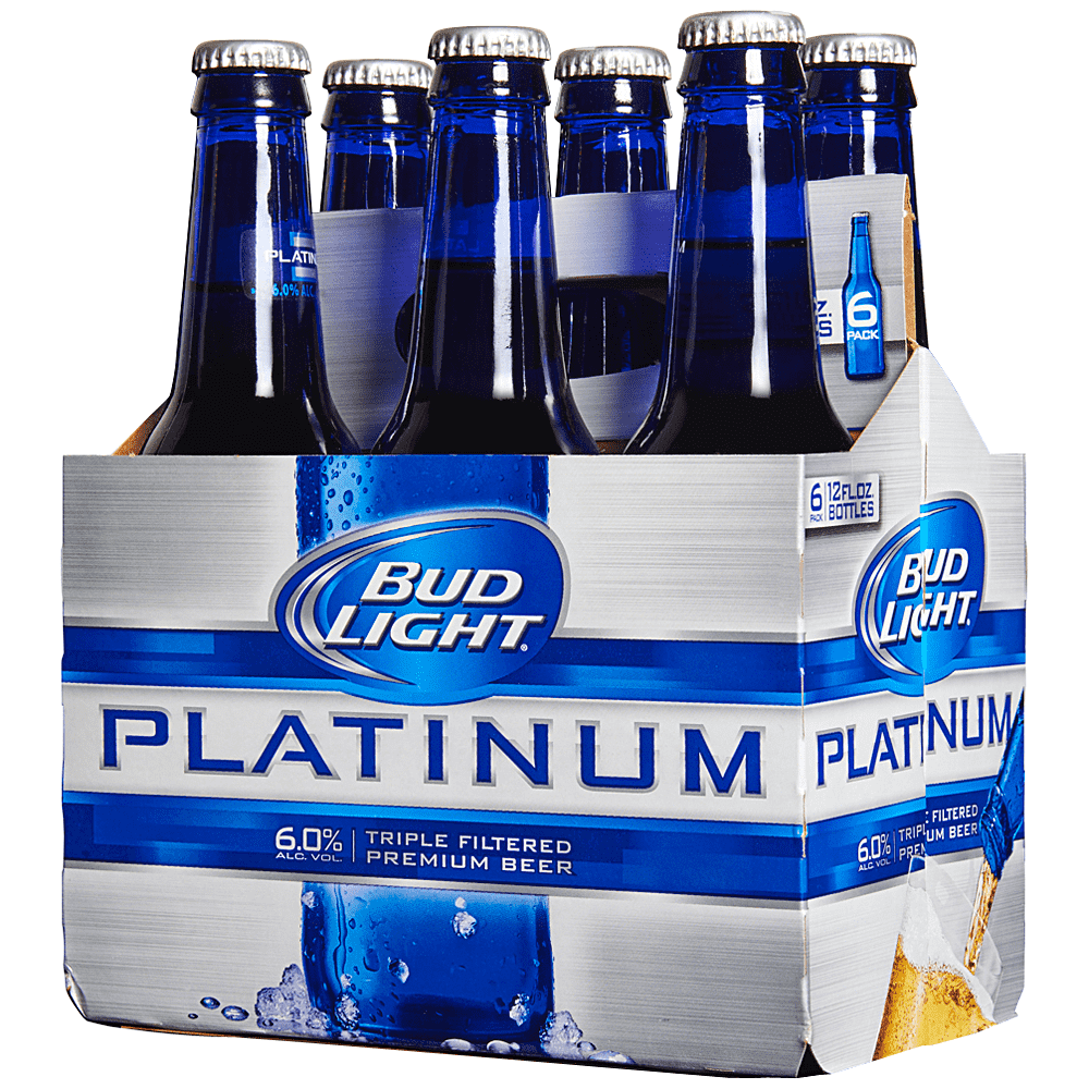 to img platinum bottle design light bud blue the introduction drinks