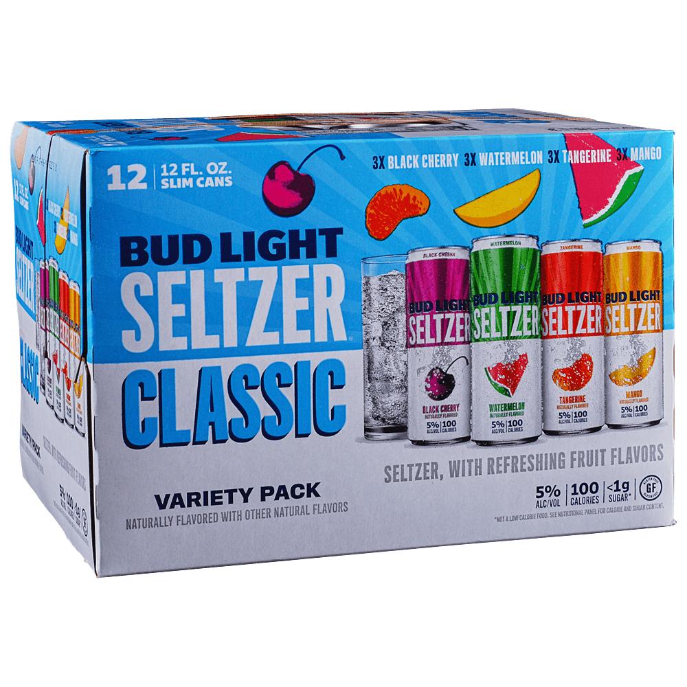 Bud Light Seltzer Variety 12pk 12 oz Cans
