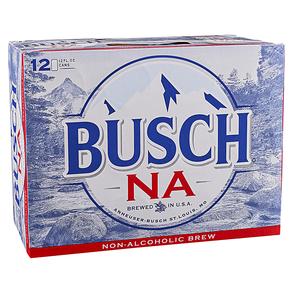 Busch Non-Alcoholic 12pk 12 oz Cans