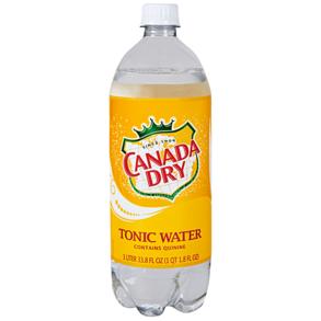 Canada Dry Tonic Bottle 1L