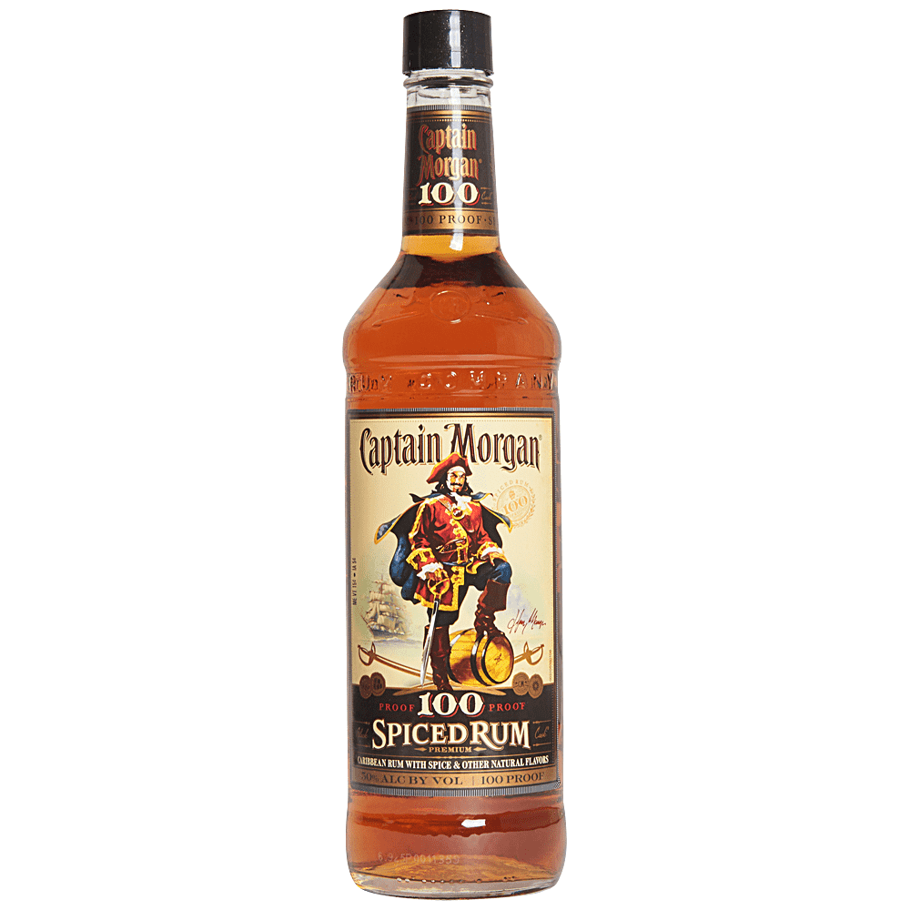 Rum Captain Morgan - reviews of a truly pirated drink 44