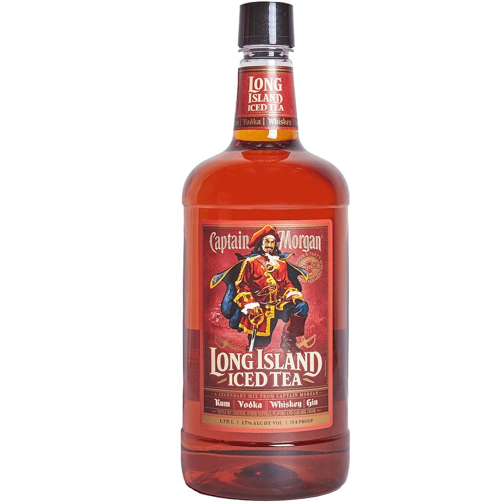 Captain Morgan Long Island Iced Tea Mix Recipe Besto Blog