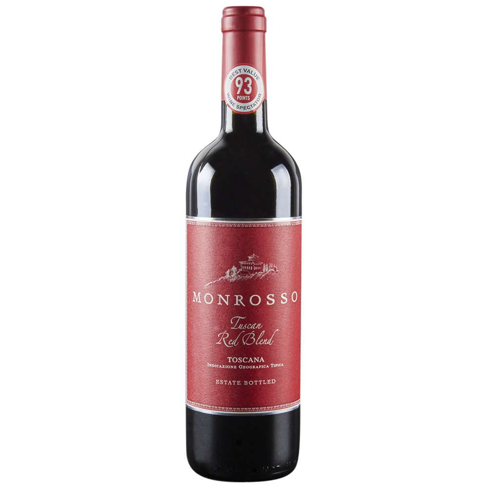 Monrosso Red Blend 750 ml