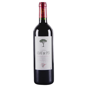 2015 Chateau Clou du Pin Bordeaux Superieur 750 ml