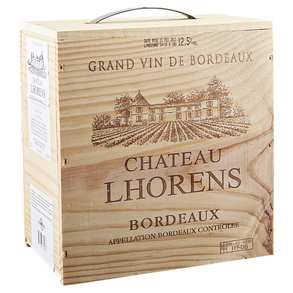 Chateau Lhorens Box 3.0 L